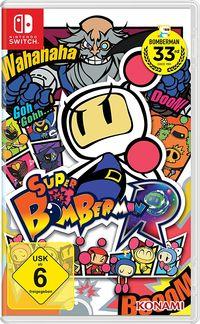 Hier klicken, um das Cover von Super Bomberman R (Switch) zu vergrößern
