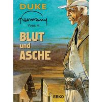 Hier klicken, um das Cover von Duke 1 – Blut und Asche zu vergrößern