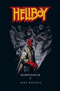 Hier klicken, um das Cover von Hellboy Kompendium 2 zu vergrößern