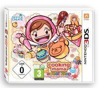 Hier klicken, um das Cover von Cooking Mama - Sweet Shop! (3DS) zu vergrößern