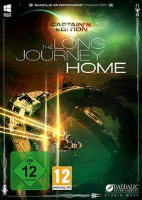 Hier klicken, um das Cover von The Long Journey Home (PC) zu vergrößern