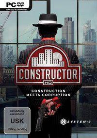 Hier klicken, um das Cover von Constructor HD (PC) zu vergrößern