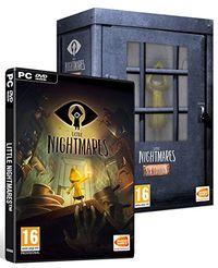 Hier klicken, um das Cover von Little Nightmares (PC) zu vergrößern
