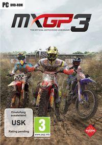 Hier klicken, um das Cover von MXGP 3 (PC) zu vergrößern