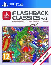 Hier klicken, um das Cover von Atari Flashback Classics Vol. 1 (PS4) zu vergrößern
