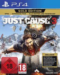 Hier klicken, um das Cover von Just Cause 3 Gold Edition (PS4) zu vergrößern