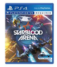 Hier klicken, um das Cover von Starblood Arena VR (PS4) zu vergrößern