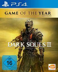 Hier klicken, um das Cover von Dark Souls 3 - The Fire Fades Edition (PS4) zu vergrößern