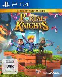 Hier klicken, um das Cover von Portal Knights (PS4) zu vergrößern