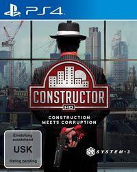 Hier klicken, um das Cover von Constructor (Ps4) zu vergrößern