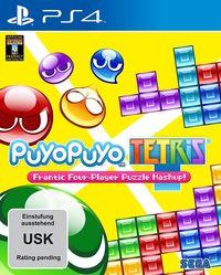 Hier klicken, um das Cover von Puyo Puyo Tetris (PS4) zu vergrößern