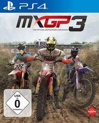 Hier klicken, um das Cover von MXGP 3 (PS4) zu vergrößern