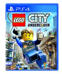 Hier klicken, um das Cover von Lego City Undercover (PS4) zu vergrößern