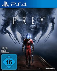 Hier klicken, um das Cover von Prey (PS4) zu vergrößern