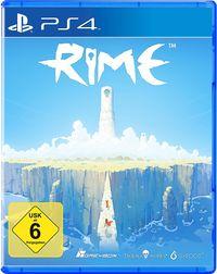 Hier klicken, um das Cover von RiME (Ps4) zu vergrößern