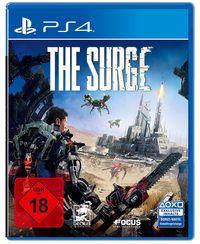 Hier klicken, um das Cover von The Surge (PS4) zu vergrößern