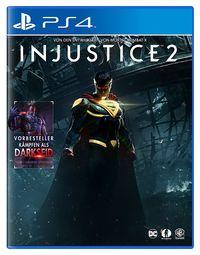 Hier klicken, um das Cover von Injustice 2 (PS4) zu vergrößern