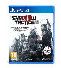 Hier klicken, um das Cover von Shadow Tactics: Blades of the Shogun (PS4) zu vergrößern