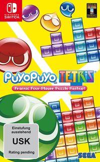 Hier klicken, um das Cover von Puyo Puyo Tetris (Switch) zu vergrößern