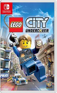Hier klicken, um das Cover von Lego City Undercover (Switch) zu vergrößern