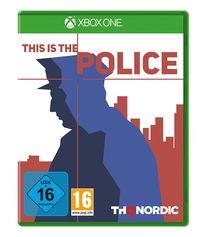 Hier klicken, um das Cover von This is the Police (Xbox One) zu vergrößern