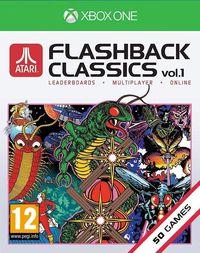 Hier klicken, um das Cover von Atari Flashback Classics Vol. 1 (Xbox One) zu vergrößern