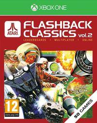Hier klicken, um das Cover von Atari Flashback Classics Vol. 2 (Xbox One) zu vergrößern