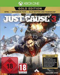 Hier klicken, um das Cover von Just Cause 3 Gold Edition (Xbox One) zu vergrößern