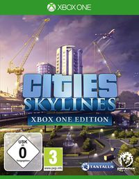 Hier klicken, um das Cover von Cities: Skylines (Xbox One) zu vergrößern