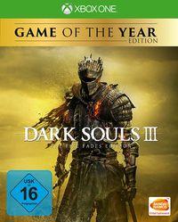 Hier klicken, um das Cover von Dark Souls 3 - The Fire Fades Edition (Xbox One) zu vergrößern