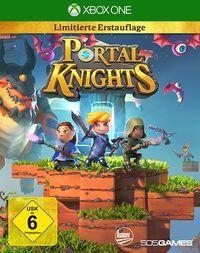 Hier klicken, um das Cover von Portal Knights (XBox One) zu vergrößern