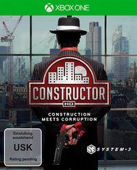 Hier klicken, um das Cover von Constructor (Xbox One) zu vergrößern