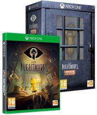 Hier klicken, um das Cover von Little Nightmares (Xbox One) zu vergrößern