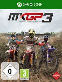 Hier klicken, um das Cover von MXGP 3 (Xbox One) zu vergrößern