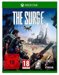 Hier klicken, um das Cover von The Surge (Xbox One) zu vergrößern