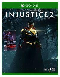 Hier klicken, um das Cover von Injustice 2 (Xbox One) zu vergrößern