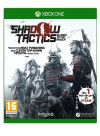 Hier klicken, um das Cover von Shadow Tactics: Blades of the Shogun (Xbox One) zu vergrößern