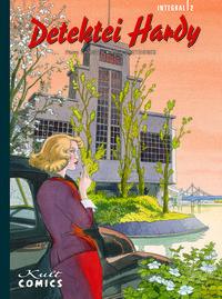Hier klicken, um das Cover von Detektei Hardy – Integral 2 zu vergrößern