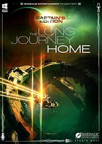 Hier klicken, um das Cover von The Long Journey Home Captain´s Edition (PC) zu vergrößern
