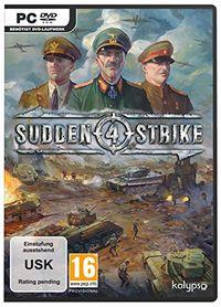 Hier klicken, um das Cover von Sudden Strike 4 (PC) zu vergrößern