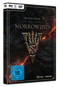 Hier klicken, um das Cover von The Elder Scrolls Online: Morrowind (PC) zu vergrößern