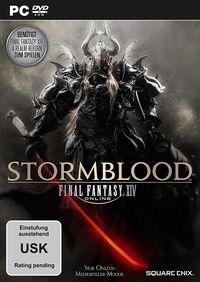 Hier klicken, um das Cover von FINAL FANTASY XIV: Stormblood - AddOn (PC) zu vergrößern