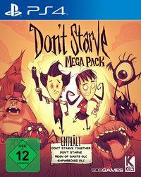 Hier klicken, um das Cover von Don't Starve Mega Pack (Ps4) zu vergrößern