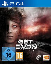 Hier klicken, um das Cover von Get Even (Ps4) zu vergrößern