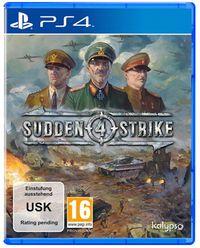 Hier klicken, um das Cover von Sudden Strike 4 (PS4) zu vergrößern
