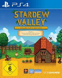 Hier klicken, um das Cover von Stardew Valley Collector's Edition (Ps4) zu vergrößern