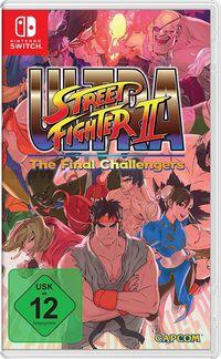 Hier klicken, um das Cover von Ultra Street Fighter II: The Final Challengers (Switch) zu vergrößern