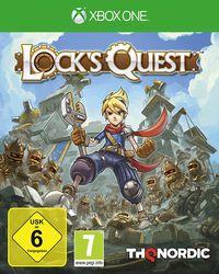 Hier klicken, um das Cover von Lock`s Quest (Xbox One) zu vergrößern