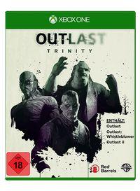 Hier klicken, um das Cover von Outlast Trinity Bundle (Xbox One) zu vergrößern