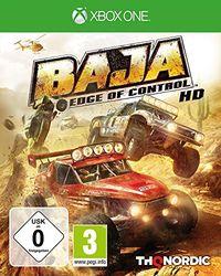 Hier klicken, um das Cover von Baja: Edge of Control (Xbox One) zu vergrößern